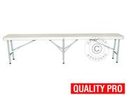 Folding Bench 183x25x40 cm (1 pcs.)