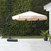 Go For Maze Rattan Banana Parasol at Cost-Effective Prices