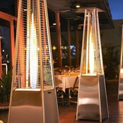 Athena Flame Tower Patio Heater at Hanley's Home & Garden Centre