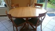 Rossmore Ash Dining Table & Chairs for sale