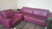 4 piece purple suite