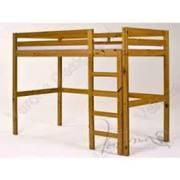 Loft Bed Pine